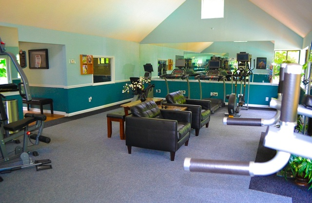 Las Palmas Apartments Fitness Center
